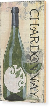 White Wine Wood Prints