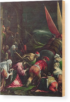Designs Similar to Carrying The Cross, 1592