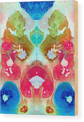 Mastiff Wood Prints
