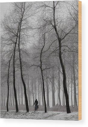 Biker Wood Prints