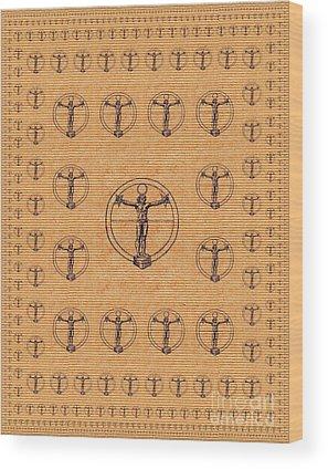 Gnosis Wood Prints