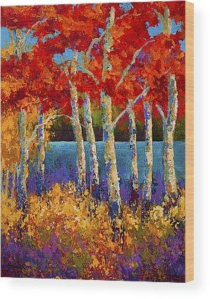 Poplar Wood Prints