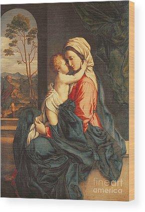 Renaissance Wood Prints