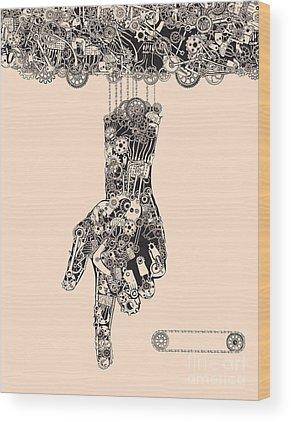 Sheet Wood Prints