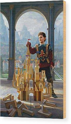 Castle Wood Prints