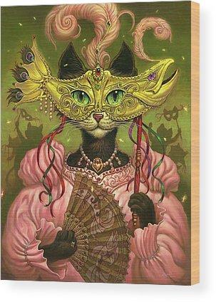 Kitties Wood Prints