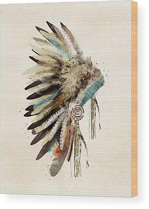 Chief Wood Prints