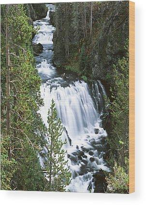 Firehole River Wood Prints