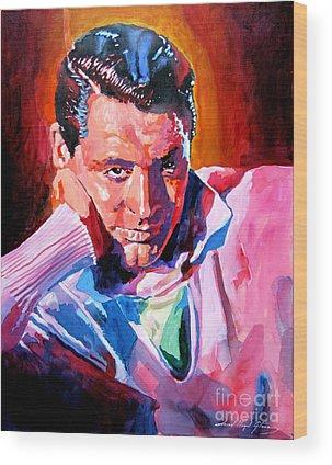 Cary Grant Wood Prints