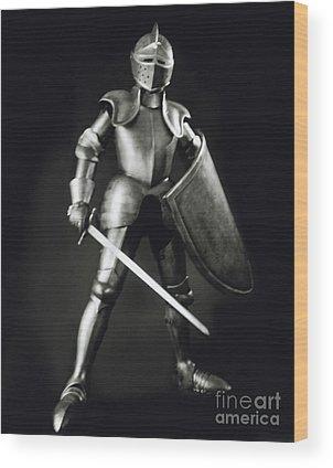 Knight Wood Prints