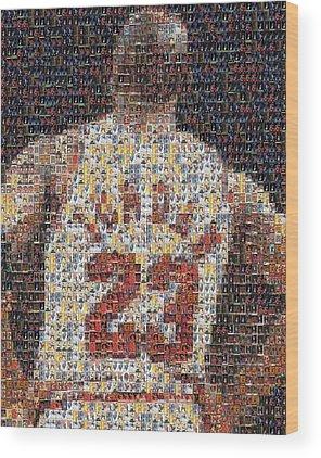 Designs Similar to Michael Jordan Card Mosaic 2