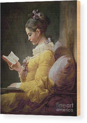 Reading Wood Prints