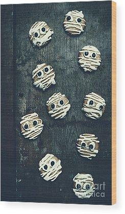 Icing Wood Prints