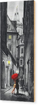 Prague Wood Prints