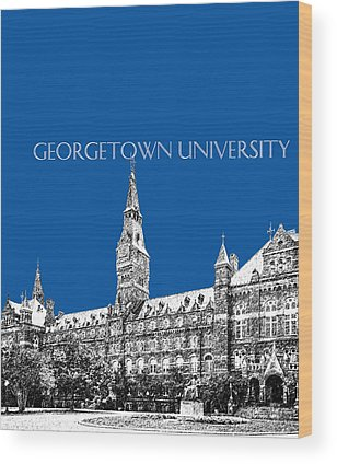 Georgetown Wood Prints