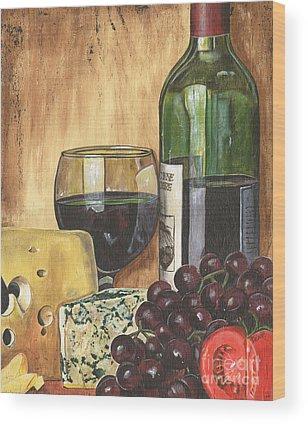 Vin Wood Prints