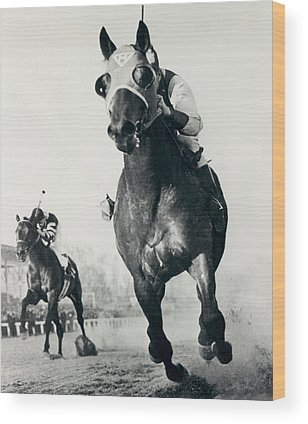 Sports Wood Prints