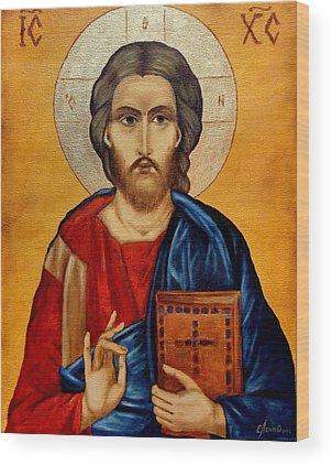 Ortodox Wood Prints
