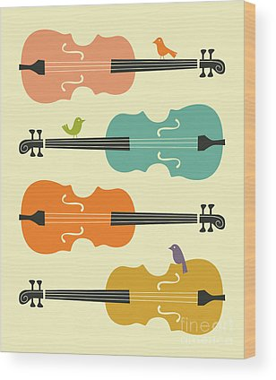Cello Wood Prints