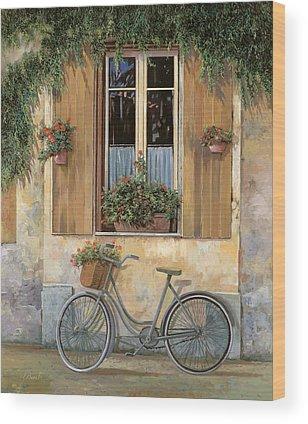 Bicycle Wood Prints