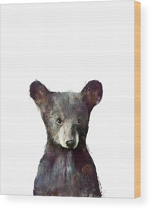 Bear Wood Prints