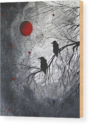 Raven Wood Prints