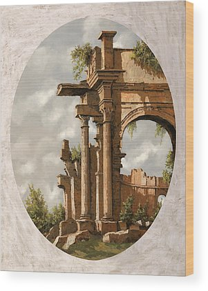 Column Wood Prints