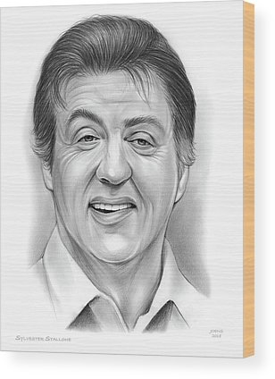 Designs Similar to Stallone 16sep18 by Greg Joens