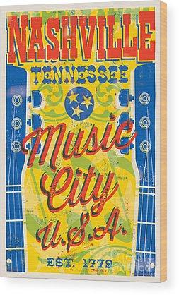 Tennessee Wood Prints