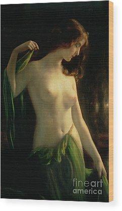 Nymph Wood Prints