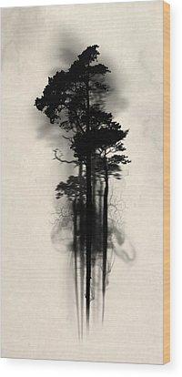 Mist Wood Prints