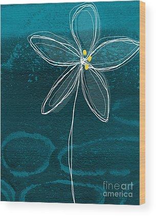 Petals Wood Prints