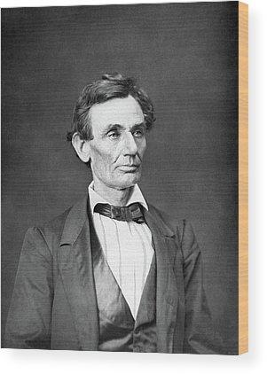 Lincoln Wood Prints