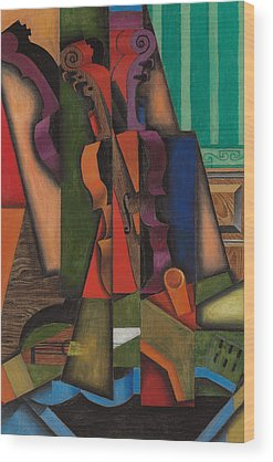 Pablo Picasso Wood Prints