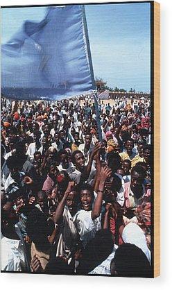 Mogadishu Wood Prints