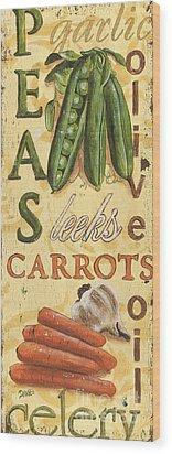 Vegetables Wood Prints
