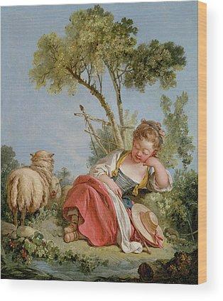 Boucher Wood Prints