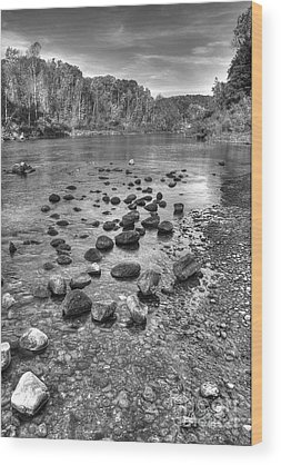 Manistee National Forest Wood Prints