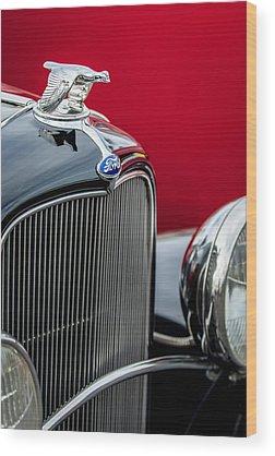 1932 Ford Wood Prints