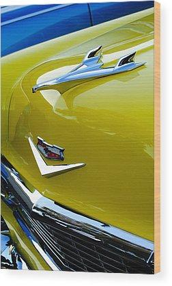1956 Chevy Wood Prints