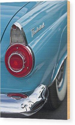 1956 Ford Wood Prints