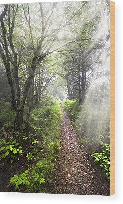 Smokys Wood Prints