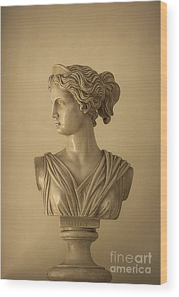 Artemis Wood Prints