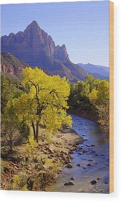 Southern Utah Wood Prints