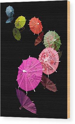 Parasol Wood Prints