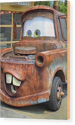 Mater Wood Prints