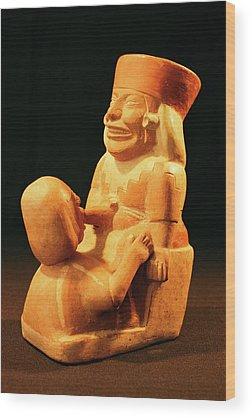 Fertility Symbols Wood Prints