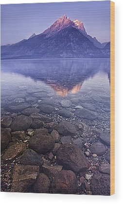 Teton Wood Prints