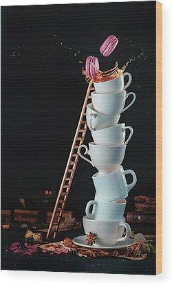 Ladder Wood Prints