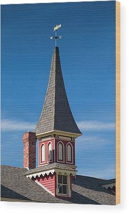 Lake Winnipesaukee Wood Prints